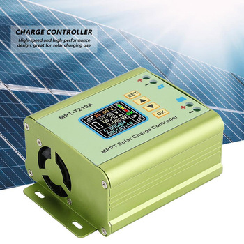 Solar Power CNC Control Module Computerized Numerical Control Solar Regulator Charge Controller Boost MPT-7210A ALI88