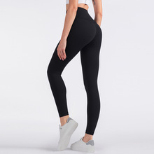 Seamless Leggings Yoga-Pants Exercise-Tights Gym Naked-Feel Push-Up Fitness High-Waist