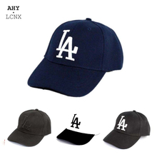 Hats Snapback-Hat Baseball-Cap Casquette Embroidered La-Dodgers Bone Outdoor Fashion