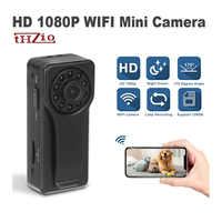 HD 1080P Mini Camcorder Wifi Pen Camera Wide View 170 Degree Video Recorder Infrared Motion Detection Pocket Cop Cam sq11 sq16