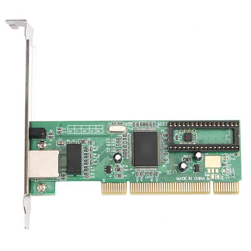 10/100/1000Mbps Gigabit Ethernet PCI -Network Adapter/ -Network Card For Desktop 95AD