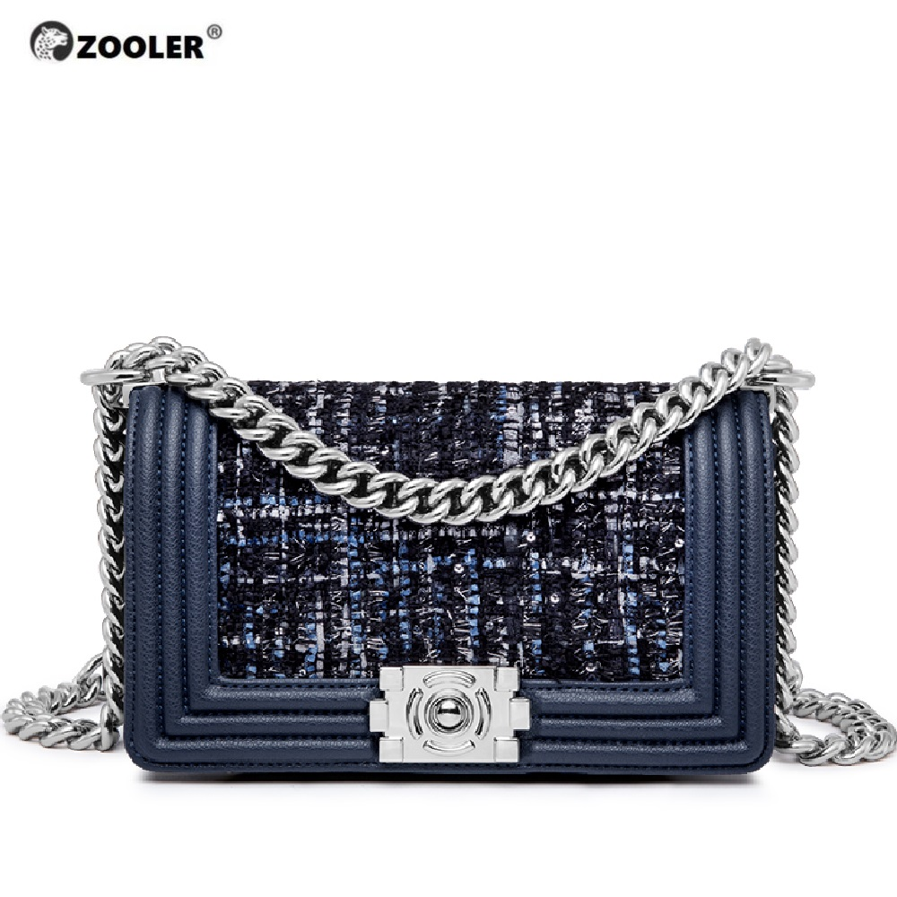 2019 Hot -Zooler woman bag genuine leather bags women designer cross body bags famous brands shoulder bag fashion purses#E123