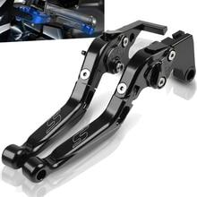 For SUZUKI GSX-S125 GSX-S150 GSX-S750 GSX-S1000 GSX-S1000F Motorcycle Adjustable Brake Clutch Levers Handlebar Hand Grips цена 2017
