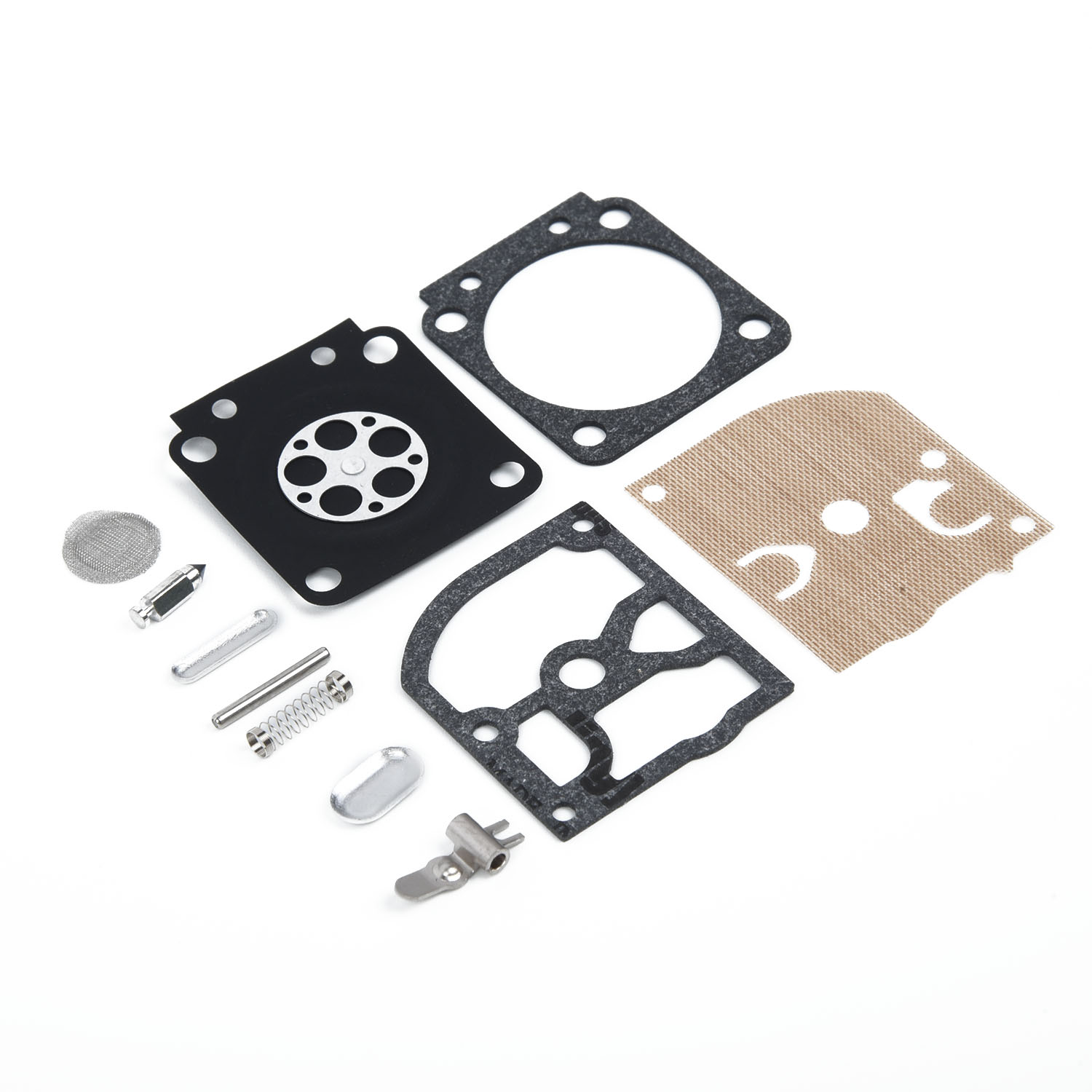 Carburetor Carb Repair Kit <font><b>Parts</b></font> For ZAMA RB-100 <font><b>STIHL</b></font> HS45 FS55 <font><b>FS38</b></font> BG45&MM55 image