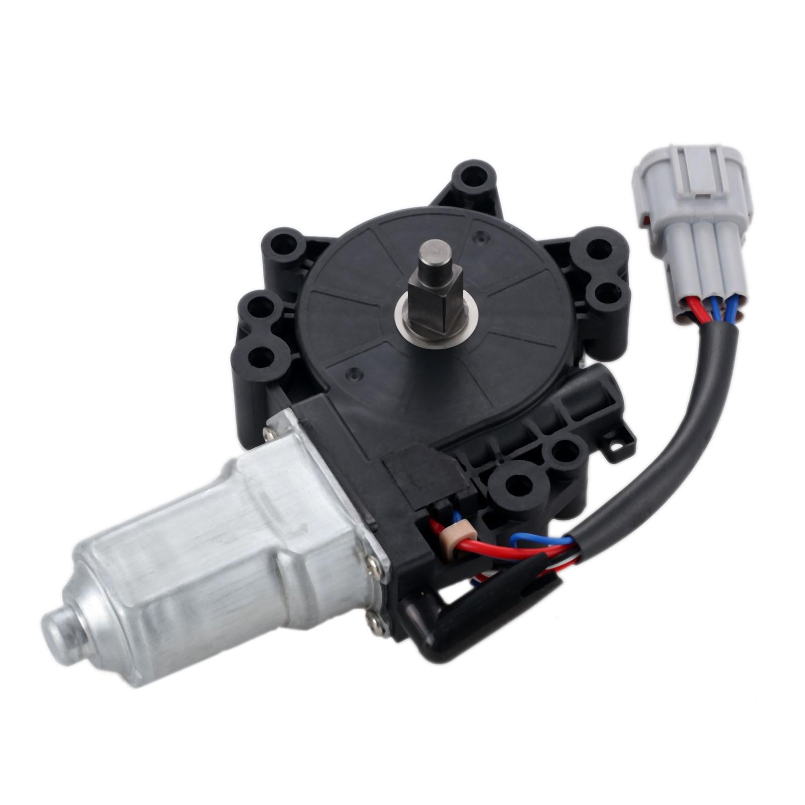 Yetaha Front Driver Side Power Window Lift Motor For Nissan Pathfinder Armada Titan QX56 807319FJ0A 80731-ZT01A 80730-ZM70B