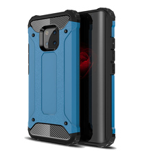 Luxury Silicone Shockproof Phone Case for Huawei Mate 20 Pro Rugged Armor Cover Lite Mate20 Bumper Cases