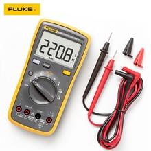 Multimètre de courant Fluke, de type 15B +/17B +/18B +/12E +, Original, numérique à tension DMM AC/DC/Diode/r/c