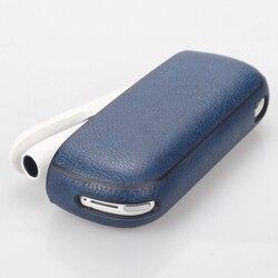 На Алиэкспресс купить чехол для смартфона new fashion case for iqos 3.0 carrying case sleeve cover e cigarette accessories storage case