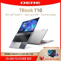 Portátil DERE TBook T10, 15.6