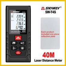 Sndway距離計レーザー距離計範囲ハンドツールデバイスファインダー電子SW T4S/T40/T60/T80/T100