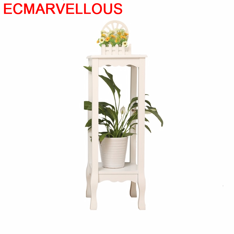 Urbano Madera Etagere Pour Plante Indoor Estanteria Para Plantas Table Rack Stojak Na Kwiaty Flower Shelf Dekoration Plant Stand