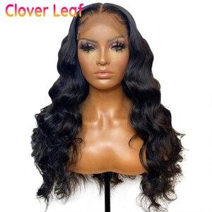 Image 2 - Vücut dalga dantel ön peruk doğal saç çizgisi insan saçı peruk vücut dalga brezilyalı ön koparıp dantel ön İnsan saç peruk kadınlar için