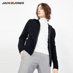 JackJones männer Woolen Pullover Strickjacke Pullover Top Menswear Grundlegende 218425509