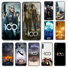 TV The Hundred The 100 Phone case For Xiaomi Redmi Note S2 4 5 6 7 8 A S X Plus Pro black soft Etui fashion cell cover 3D prime(China)
