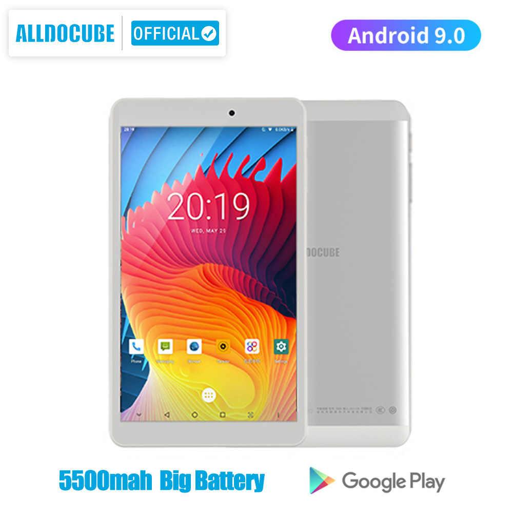 Alldocube IPlay8 PRO 8 Inch Tablet Android 9.0 MTK MT8321 Quad Core 3G Memanggil Tablet PC RAM 2GB ROM 32GB 800*1280 IPS OTG