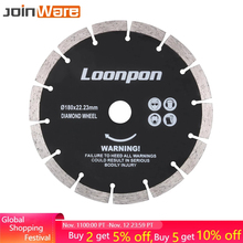 "7""/ 9"" Diamond Cutting Disc Circular Saw Blade Wheel Cutting Granite Tiles Stone 180mm/230mm 1Pc"