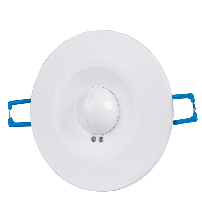 Image 5 - High Quality 360degree 600w/1200w Microwave Smart Motion Sensor AC220 240V Light Radar Switch Ceiling Recessed Wall CM090-in Switches from Lights & Lighting
