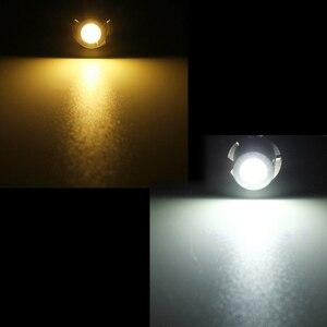 Image 5 - 0.5W E10 P13.5S BA9 LED el feneri yedek ampul odak meşale çalışma ışığı lambası DC3V 4.5v 6V 7.5v 9v 12v soğuk beyaz