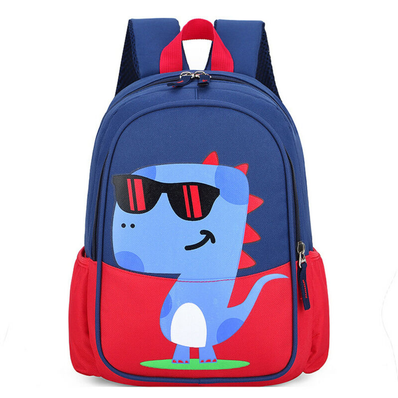 Toddler Boys Girls Backpack Cartoon Dinosaur Children Kids Rucksack Travel School Bag Cool Bookbag Boys Gift