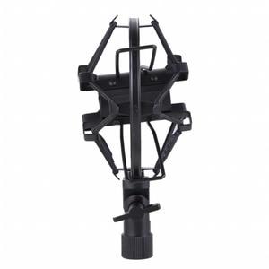 Image 5 - Metalen Shockmonut Studio Opname Microfoon Shock Mount Spider Mic Houder Clip