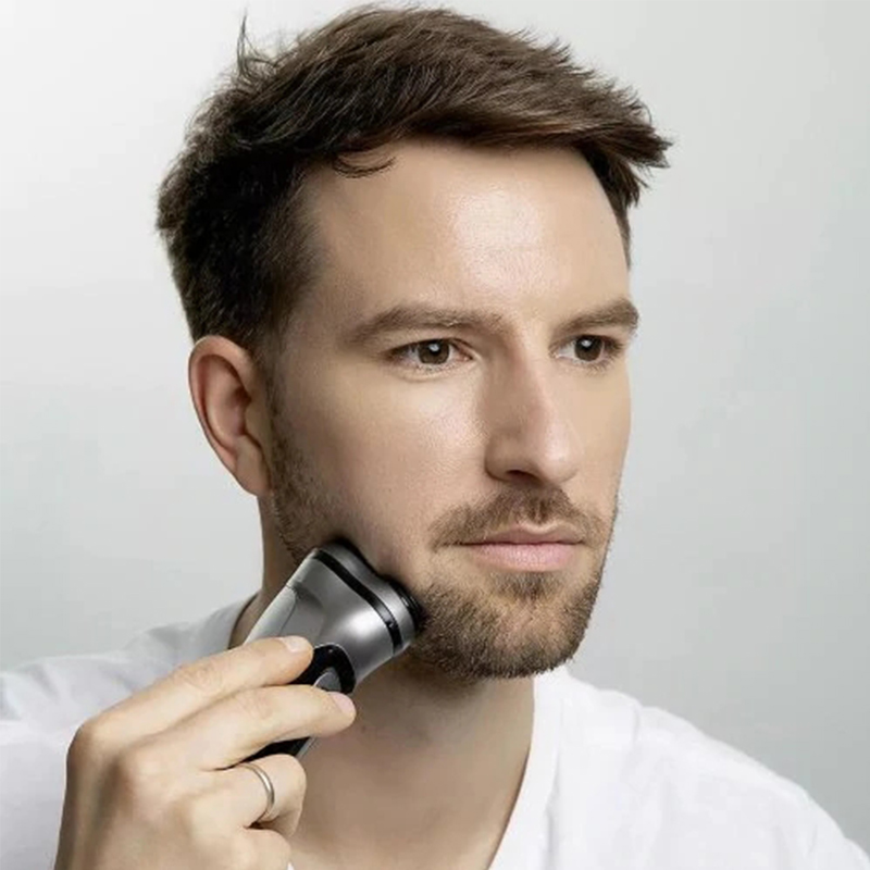Xiaomi Shaver ENCHEN Black Stone Shaver Xioami Smart Electric Xiomi Shaver Anti-clamp from Xiaomi Youpin 3D Floating Cutter Head image