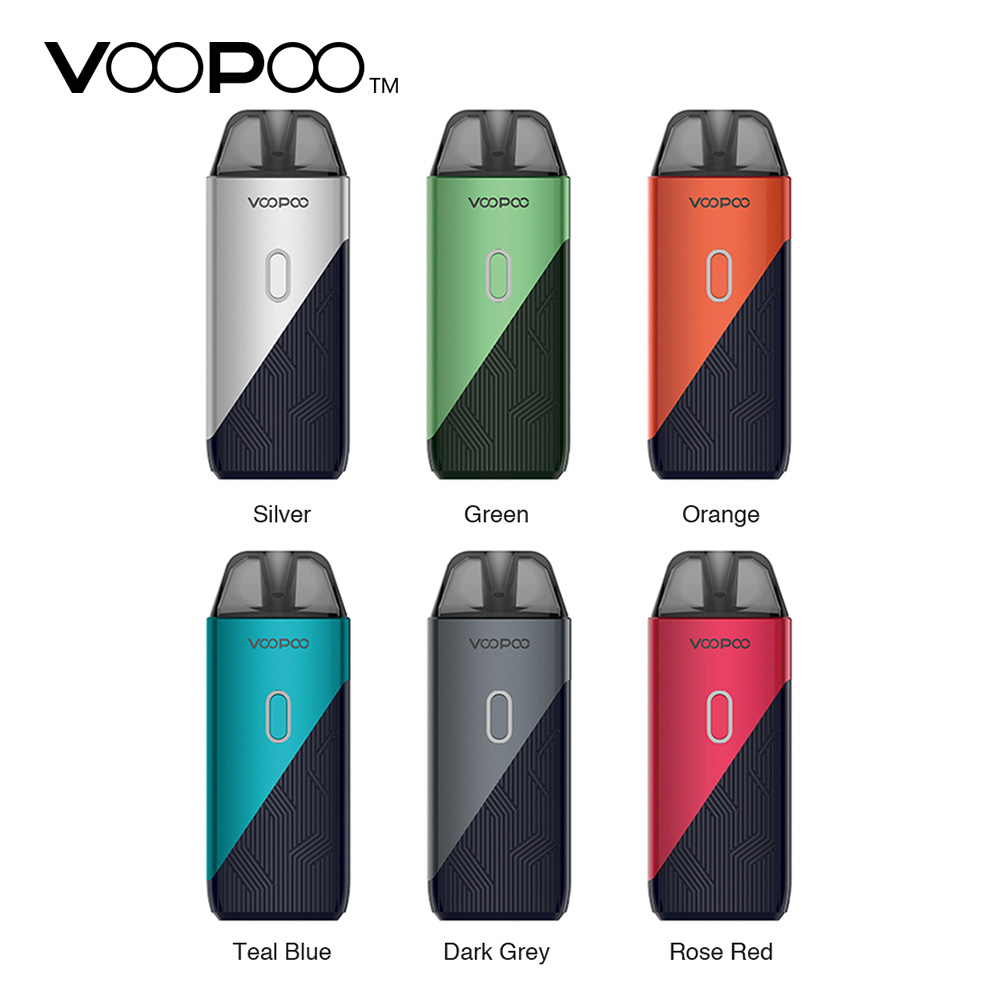 New VOOPOO FIND TRIO Pod Kit 1200mAh Battery 0.8ohm/ 1.2ohm PnP Coils 3ml/2ml MTL Vaping Electronic Cigarette Vapor