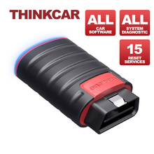 ThinkDiag All Cars Free 1 Year Diagnostic Tools Programmer ECU Coding Active Test IMMO Full Systems 15 Resets Auto Scanner