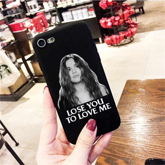 LOSE YOU TO LOVE ME SELENA GOMEZ IPHONE CASE (5 VARIAN)