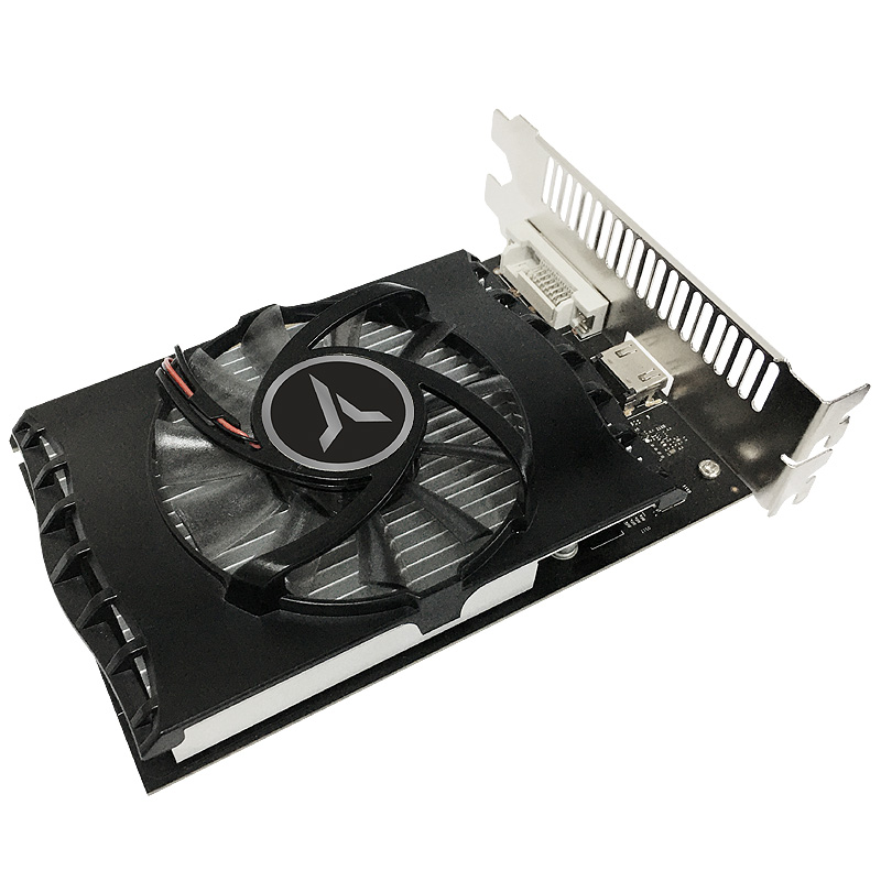 Yeston Video Card GT1030 4G/64bit/DDR4 Gaming Desktop computer PC Video Graphics support DVI/HDMI-compatible 1152/1380MHz 14nm 6