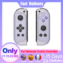 JYS Wireless Bluetooth Switch Controller 1 Pair Left and Right Gamepad Switch Console Remote Joypad Joystick for Nintendo Switch