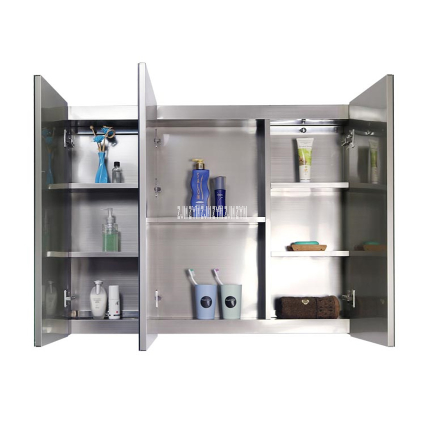 Toilet Wall Mounted Cabinet Stainless
