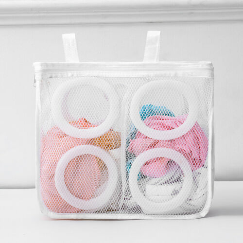 Fashion Mesh Shoes Laundry Bags Hanging Mesh Laundry Wash Home Storage Organizer Accessories