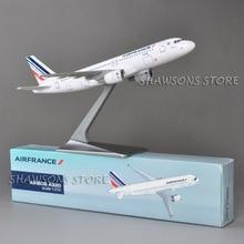 Avion Miniature, avion, modèle davion, jouet, Air Bus A320, Air France, avion de ligne, Collection de répliques, échelle 1:200