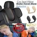 Автомобильный подголовник сиденья комфорт прокладка из пены с эффектом памяти, Автокресло, подушка для шеи сна боковые головы Поддержка по ...