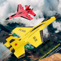 F16 SU35 RC Plane EPP Foam Flying Glider Fixed Wing Fight Aircraft 2.4G Electric Remote Control Airplane Phantom rc Fighter Toys