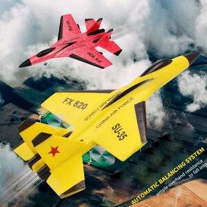 F16 SU35 RC Plane EPP Foam Fly