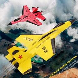 F16 SU35 zdalnie sterowany samochód pianki EPP latający szybowiec puszczania samolotów walki samoloty 2.4G elektryczny pilot samolot Phantom rc Fighter zabawki
