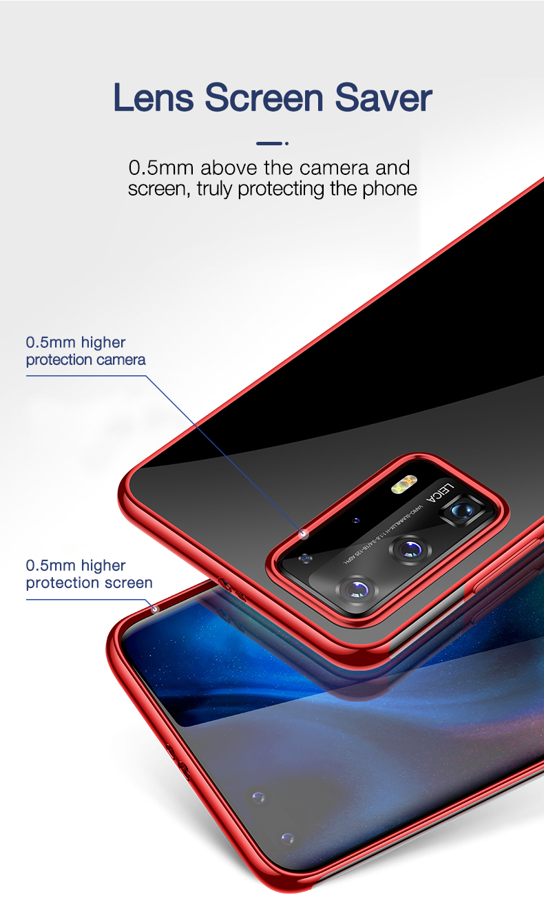 plating case for huawei p40 pro (6)