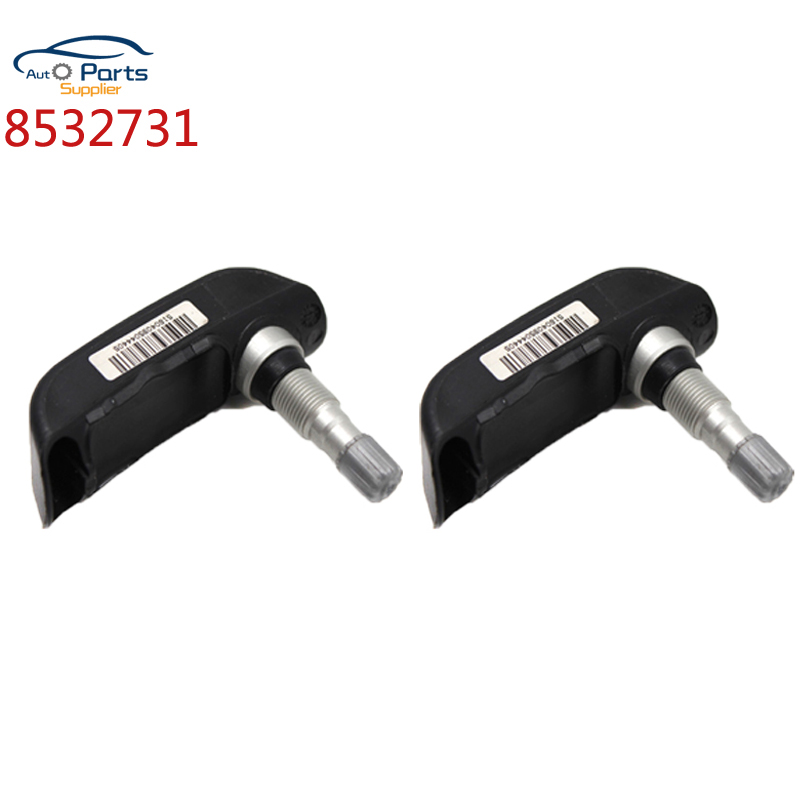 Sensor de supervisión de presión de neumáticos delantero y trasero 8532731 para motocicleta BMW 36318532731 7694420