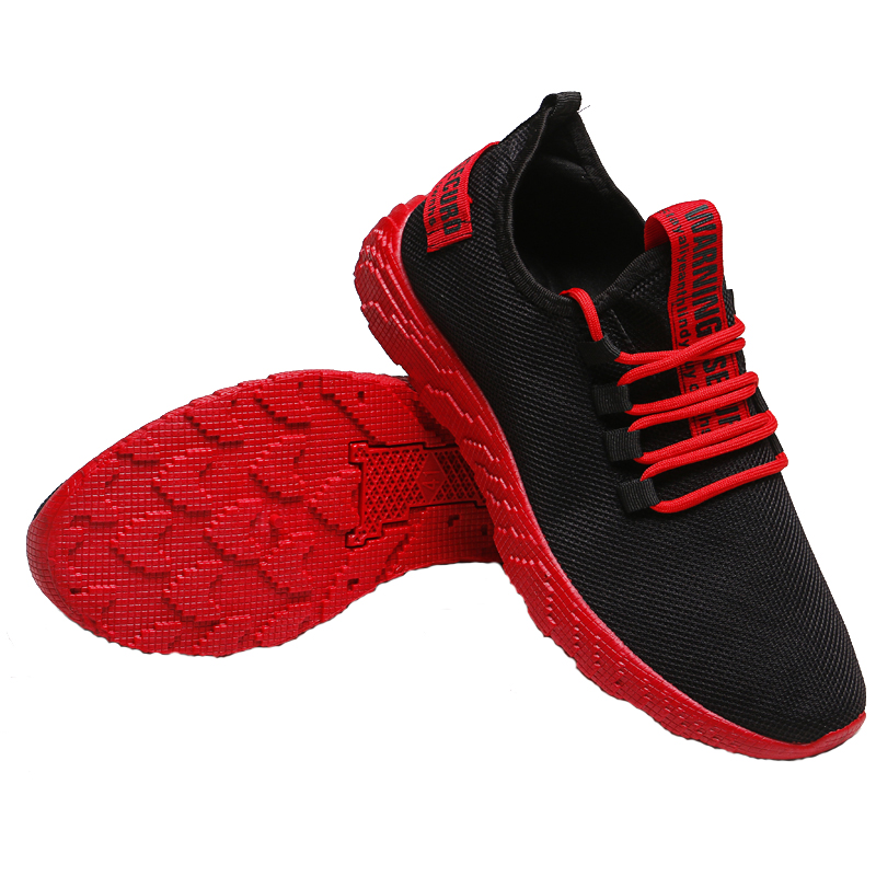 KUYOMENS Women Sneakers Breathable Casual No-slip Vulcanize Shoes Female Air Mesh Lace Up Wear-resistant Shoes Tenis Masculino