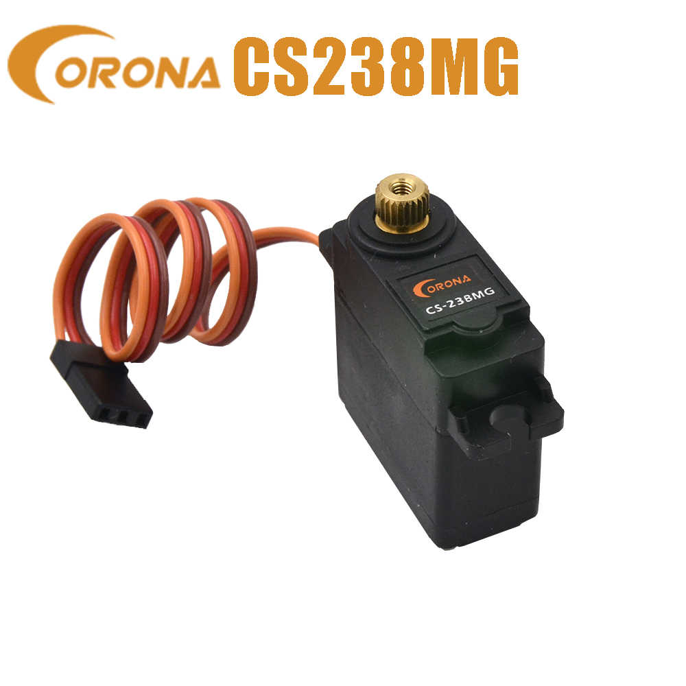 Corona CS238MG Metal Gear serwo 4.6kg / 0.14sec / 22g