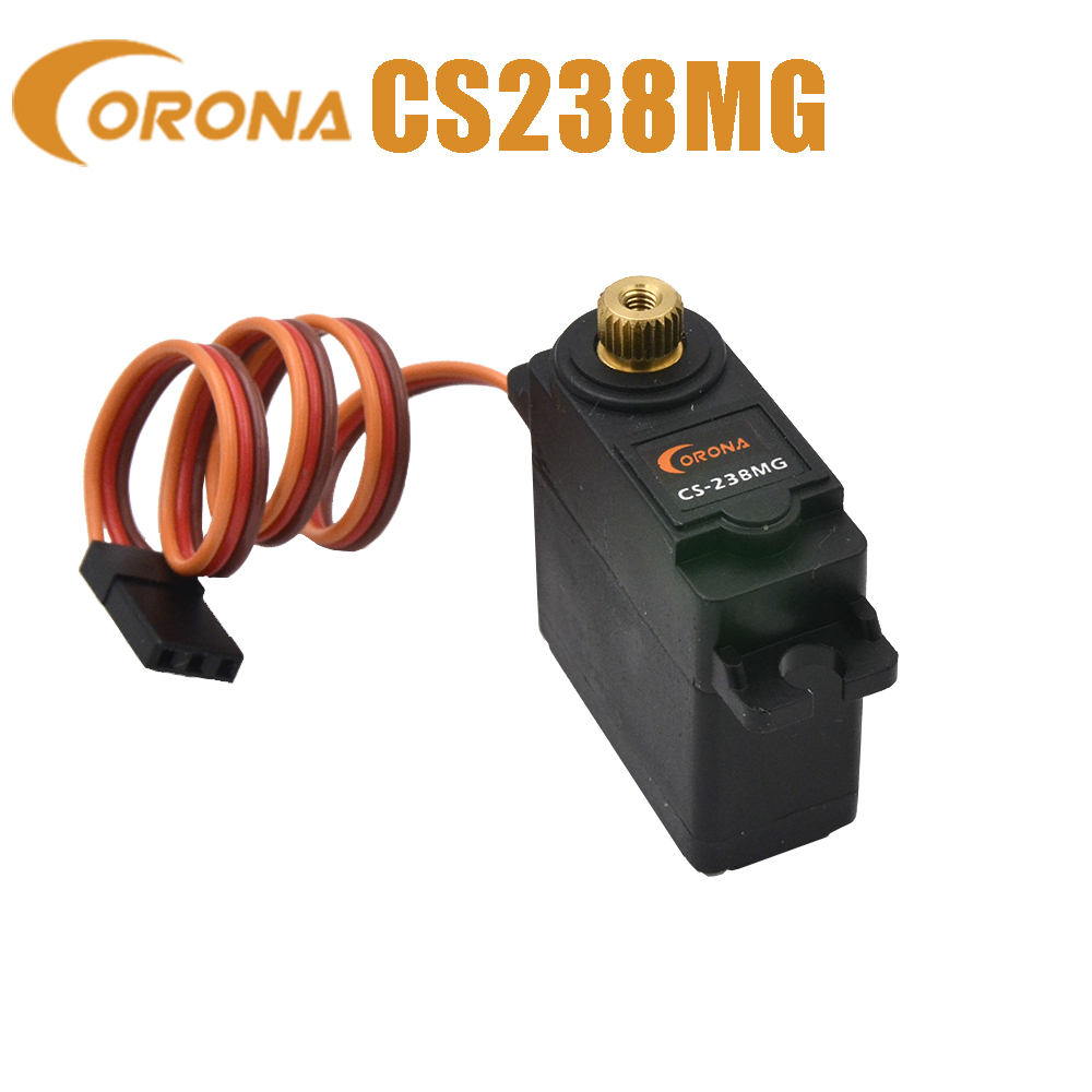 Corona CS238MG Metal Gear Servo 4.6kg / 0.14sec / 22g
