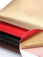 Sofa leather fabric Self adhesive sofa skin stickers car interior leather soft bag artificial leather pu leather patch