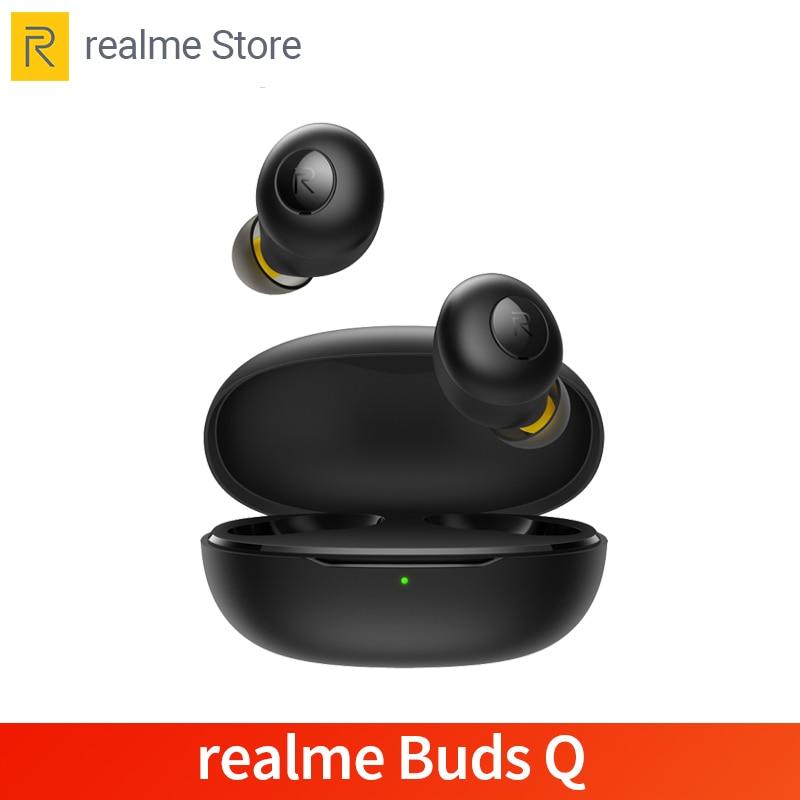 Realme Buds Q por 22 euros (-40% desc.)