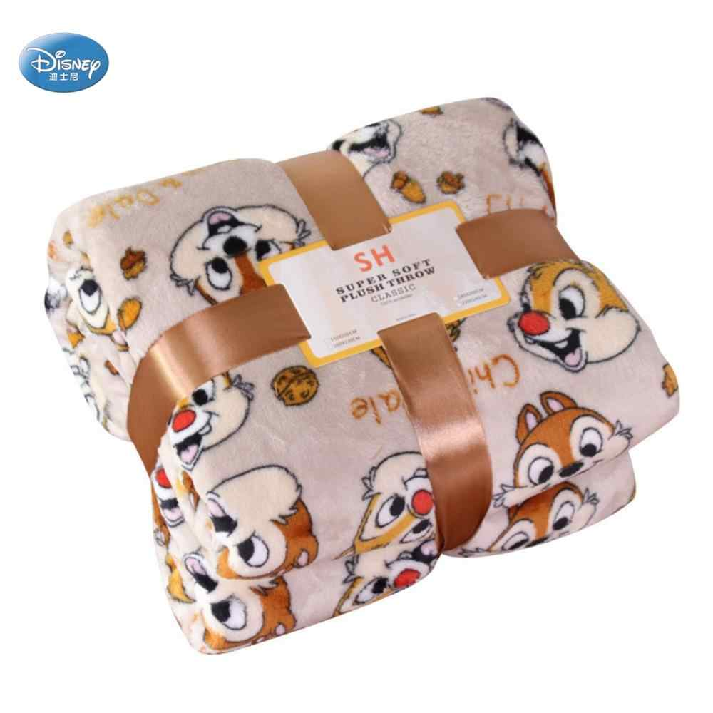 디즈니 개인 명왕성 칩 n 데일 가벼운 플러시 퀸 사이즈 담요 침대/소파/비행기 플랫 시트 침구 아기 담요를 던져
