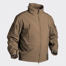 Куртки мужские Зимние флисовые тактические куртки США армейский стиль с капюшоном пальто водонепроницаемая ветровка парка