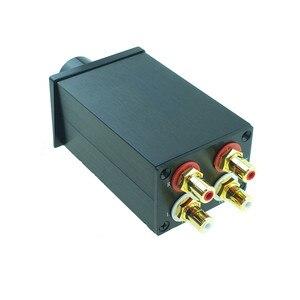 Image 3 - SMD Dact type 21 Stapte verzwakker volumeregeling Passieve Voorversterker voorversterker amp HIFI audio 10k 20k 50k 100k