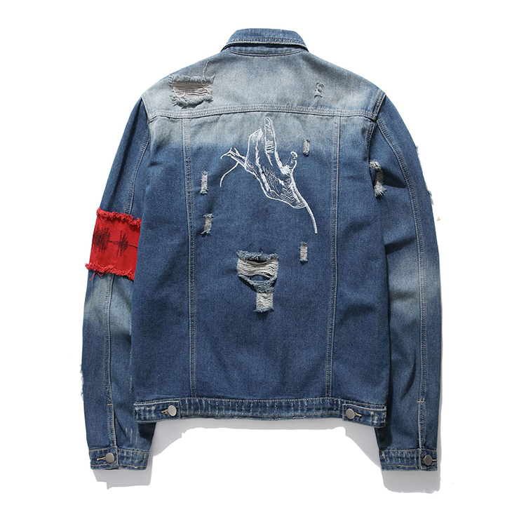 Hcf5d846871ba416ca17d9f1e699f4e78r Men's Jean Jackets Streetwear Hip Hop Bomber Jacket  Denim Jacket Men Brand  Ripped Denim Jackets Casual Fashion Coat