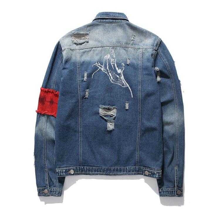 Hcf5d846871ba416ca17d9f1e699f4e78r Men's Jean Jackets Streetwear Hip Hop Bomber Jacket Denim Jacket Men Brand Ripped Denim Jackets Casual Fashion Coat