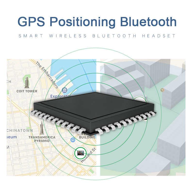 Nowe słuchawki bezprzewodowe blackpods i800 smart touch super bas słuchawki douszne z QI etui z funkcją ładowania i mikrofonem dla iphone android